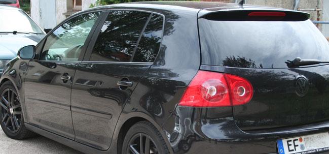 Scheibentönung Ihres Fahrzeuges in Erfurt