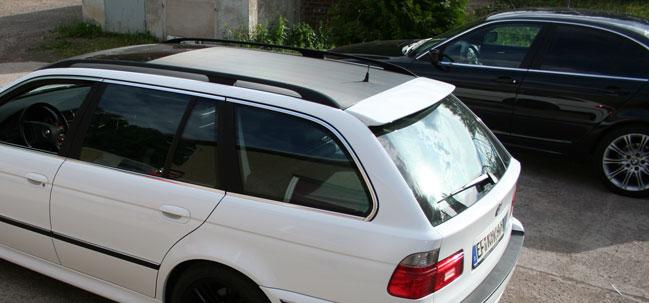 Sichtschutz und Scheibentönung für Ihr Fahrzeug - BlackPearls - Werbung und Design