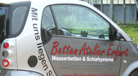 Fachgerechte Beschriftung durch Folie auf Ihrem Auto oder Transporter