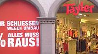 Beschriftung Ihrer Schaufenster in Erfurt und Umgebung